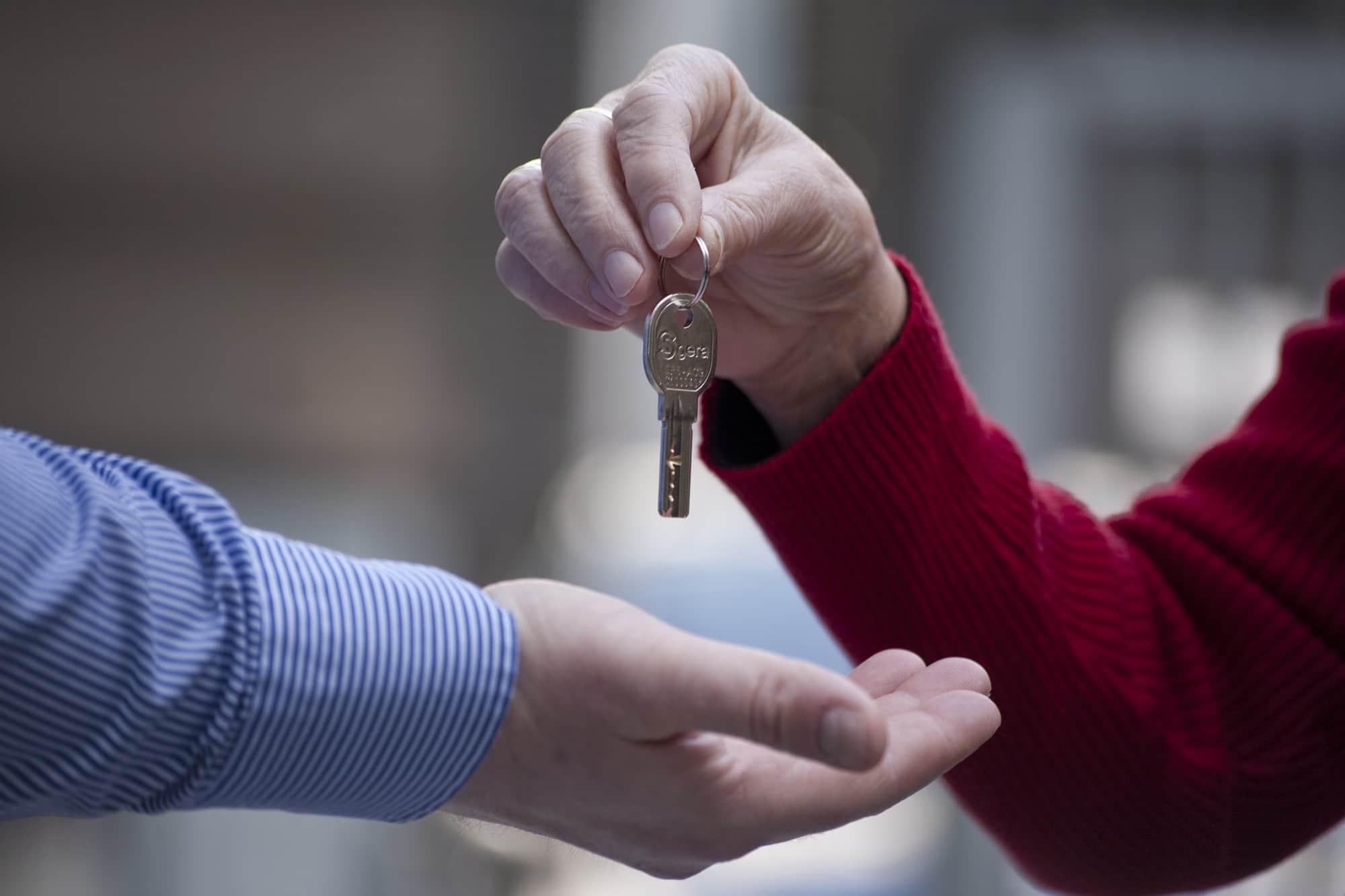 Kauf-/Verkauf Einer Immobilie